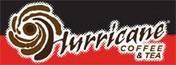 Hurricane Coffee and Tea Logo